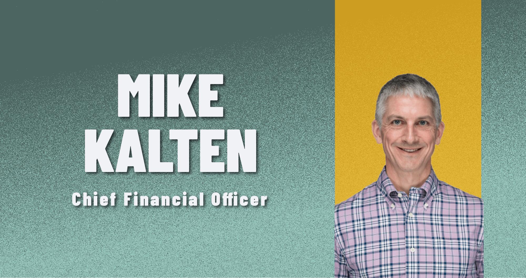 Mike Kalten X-Mode CFO Chief Financial Officer