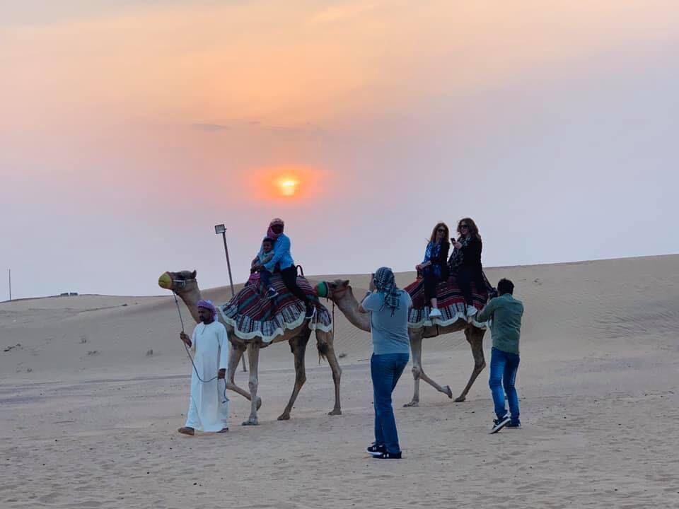 Tiffany Islek X-Mode Contract Specialist Dubai Trip
