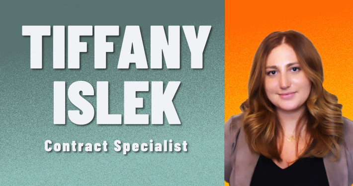 Tiffany Islek Contract Specialist X-Mode Social