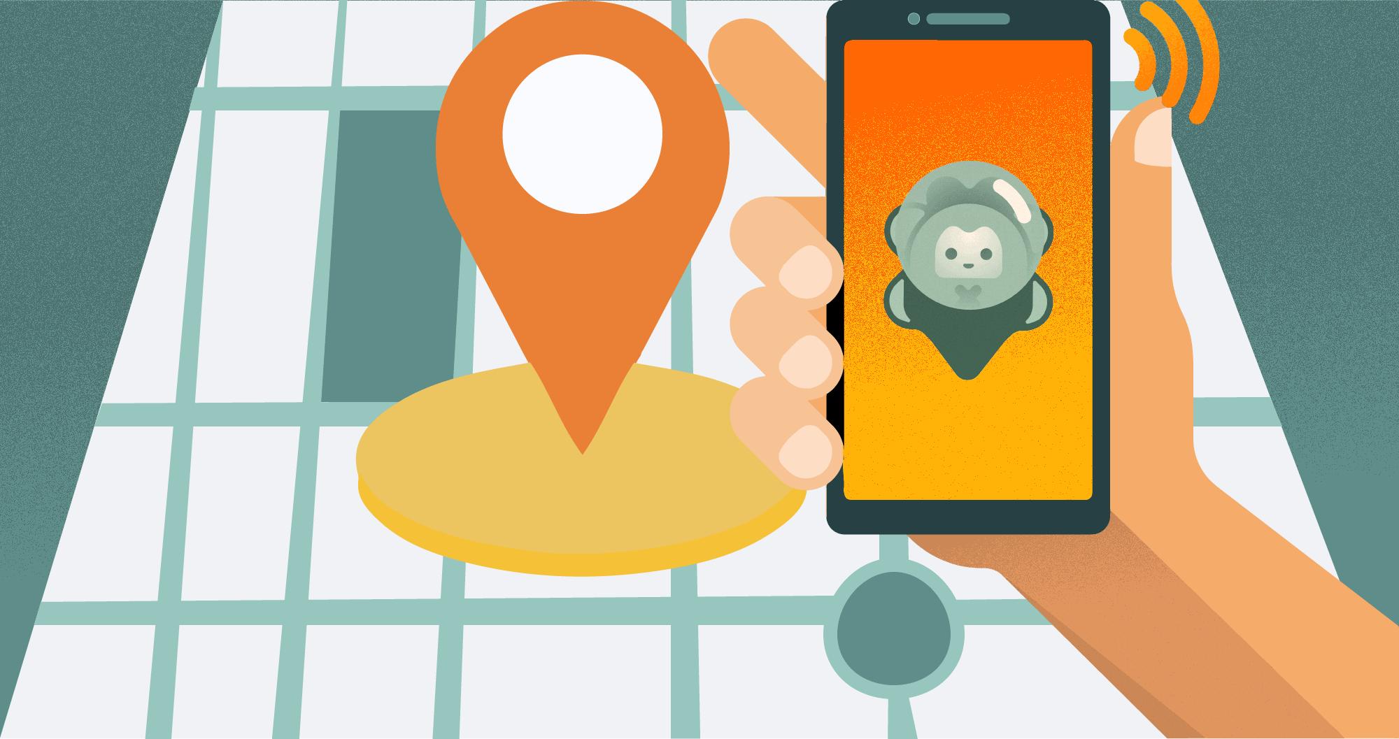 geofencing location data digital marketing polygon x-mode